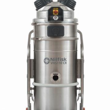 שואב אבק/ מים תעשייתי מיועד לחדרים נקיים מדגם  VHS110CR